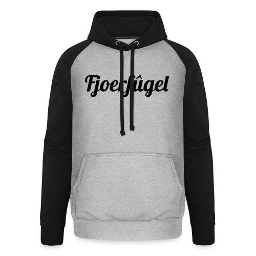 fjoerfugel - Unisex baseball hoodie