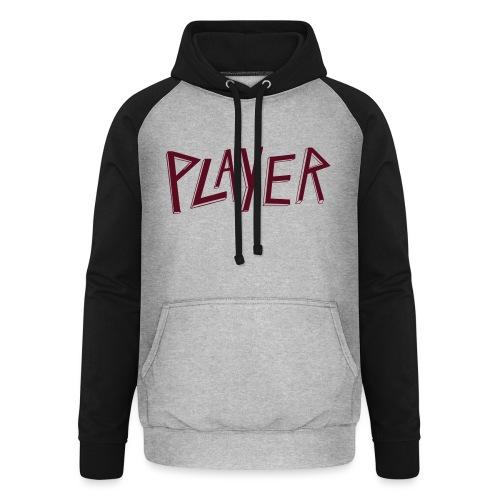player Slayer - Sweat-shirt baseball unisexe
