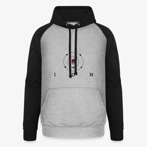 logo ION - Sweat-shirt baseball unisexe