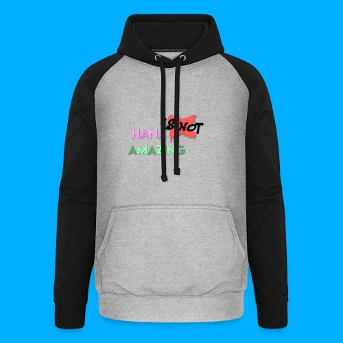 Hana Is Not Amazing T-Shirts - Unisex Baseball Hoodie