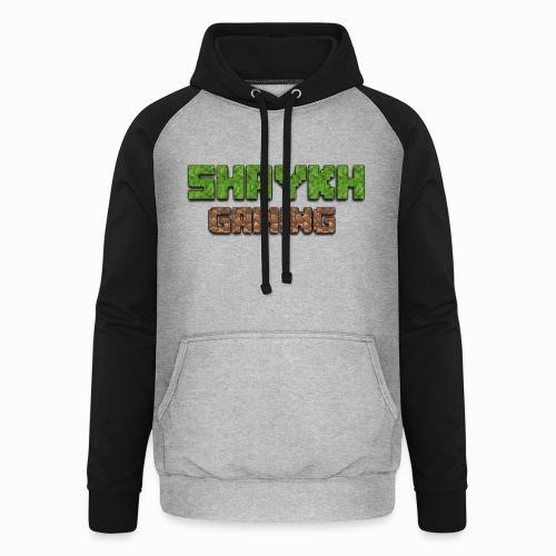 Shaykh Gaming Merch - Unisex Baseball Hoodie
