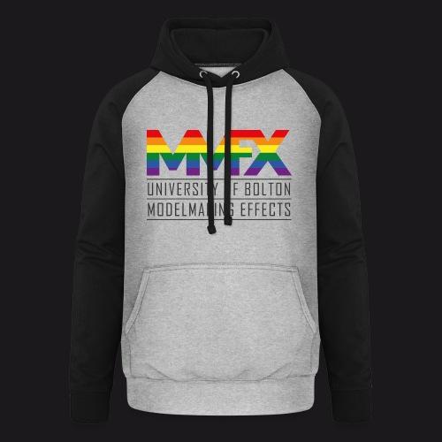 MMFX Pride - Unisex Baseball Hoodie