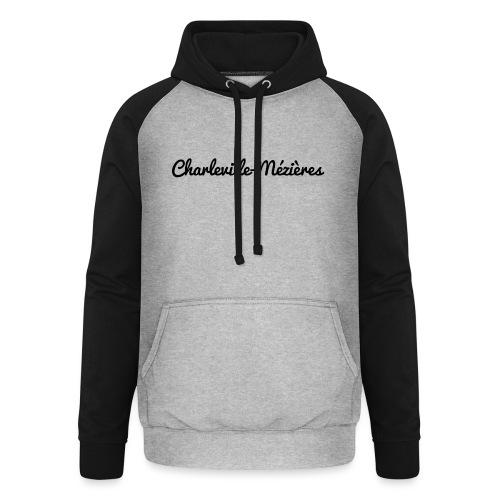 Charleville-Mézières - Marne 51 - Sweat-shirt baseball unisexe