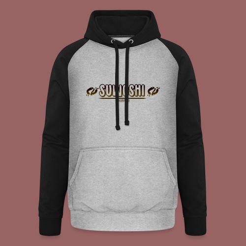 Suwoshi Streetwear - Unisex baseball hoodie