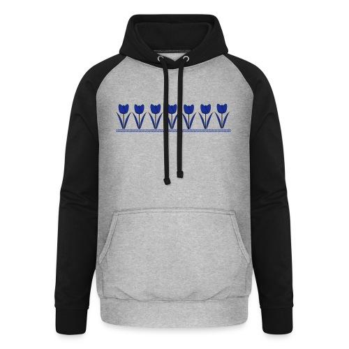 tulpen - Unisex baseball hoodie