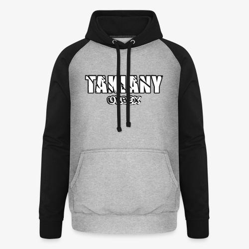 Takiany Hoodie - Unisex baseball hoodie
