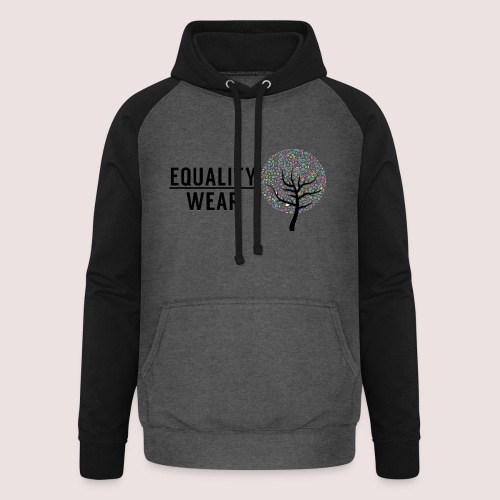 Musical Equality Edition - Unisex Baseball Hoodie