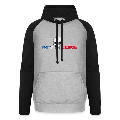 Frenchwear 03 - Unisex Baseball Hoodie