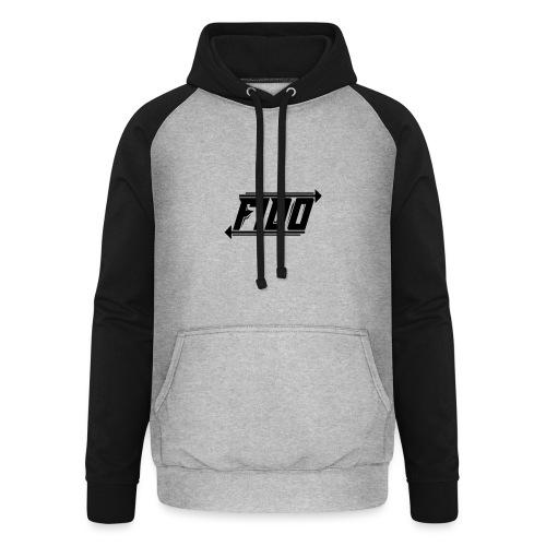 Fido - Simple - Unisex baseball hoodie