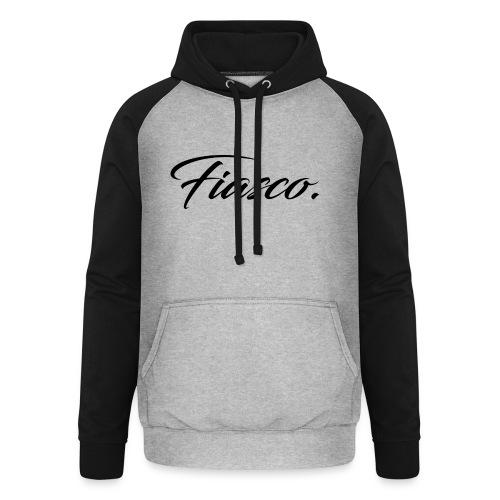 Fiasco. - Unisex baseball hoodie