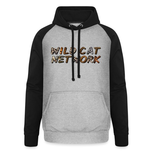 WildCatNetwork 1 - Unisex Baseball Hoodie