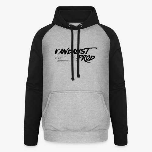 Vandalist Prod - Sweat-shirt baseball unisexe