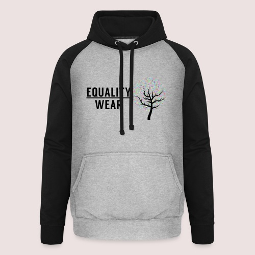 Musical Equality Edition - Unisex Baseball Hoodie