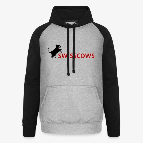 Swisscows - Unisex Baseball Hoodie