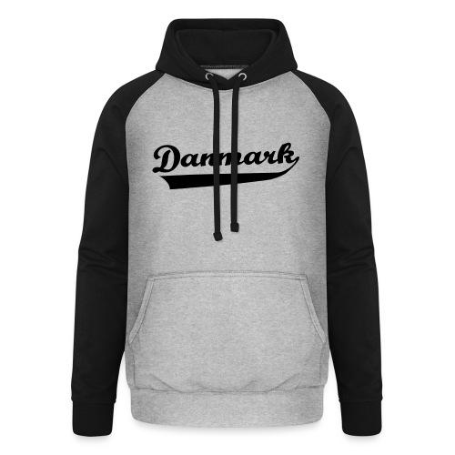 Danmark Swish - Unisex baseball hoodie