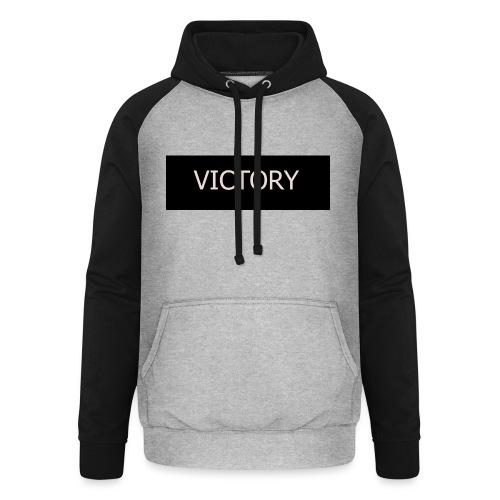 VICTORY - Unisex Baseball Hoodie