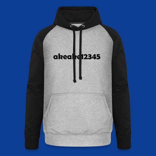 Shirts and stuff - Unisex Baseball Hoodie