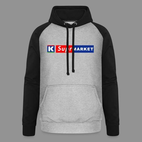 K-Suprmarket - Unisex baseball-huppari