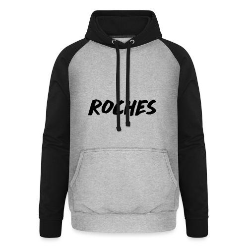 Roches - Unisex Baseball Hoodie