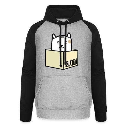 kittenlos hoodies - Unisex baseball hoodie