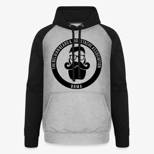 bbma - Unisex baseball hoodie