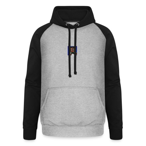 This is the official ItsLarssonOMG merchandise. - Unisex Baseball Hoodie