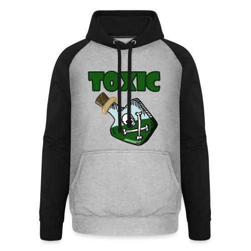 Toxic Gaming - Unisex Baseball Hoodie