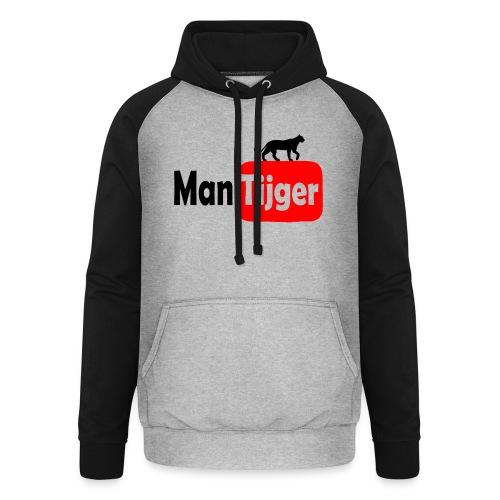 mantijger - Unisex baseball hoodie