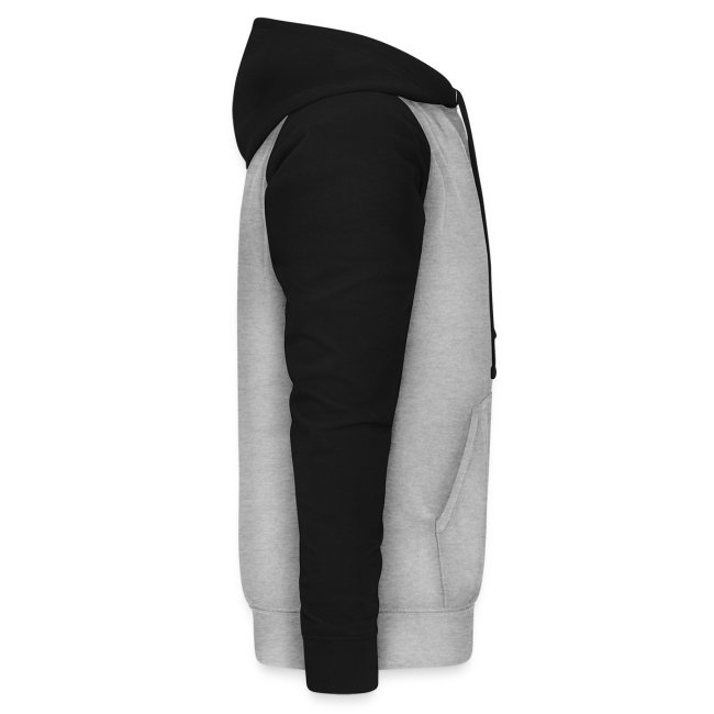 Vorschau: cat pocket - Unisex Baseball Hoodie