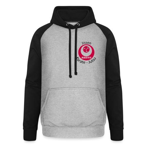 Jissen Karate Jutsu - Unisex baseball hoodie