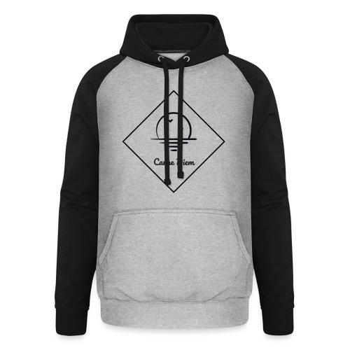 Carpe Diem - Unisex baseball hoodie