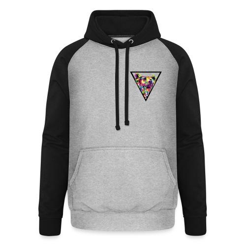 Wild Clothes - Sudadera con capucha de béisbol unisex