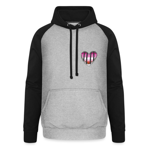 Coming Out - Unisex Baseball Hoodie