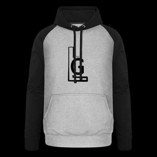 LegendgamingNL - Unisex baseball hoodie