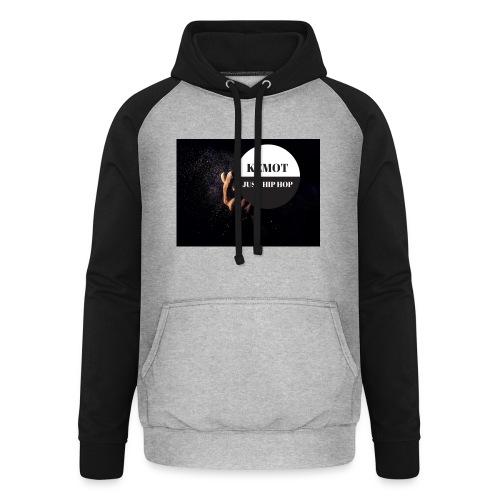KeMoT odzież limitowana edycja - Bluza bejsbolowa typu unisex