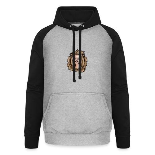 lionlady - Unisex baseball hoodie