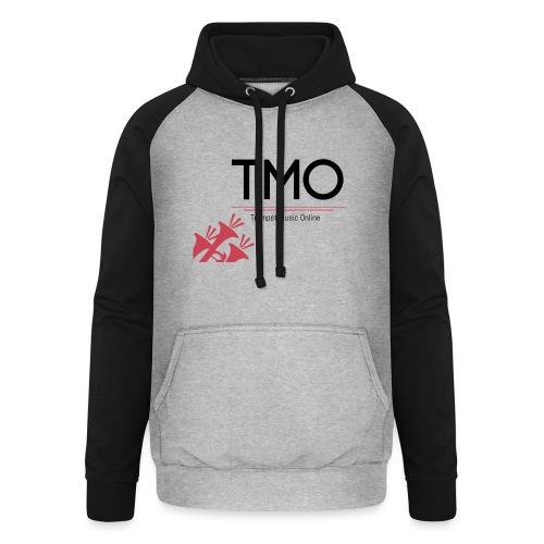 TMO Logo - Unisex Baseball Hoodie
