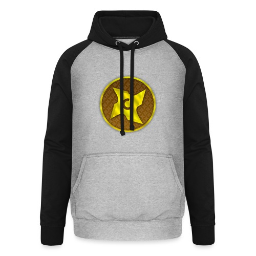 creative cap - Unisex baseball hoodie