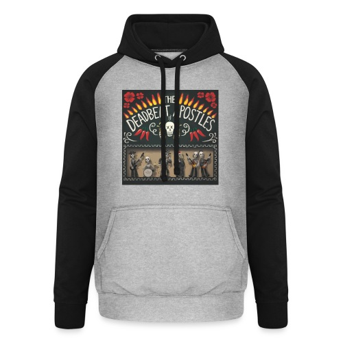 The Deadbeat Apostles - Unisex Baseball Hoodie