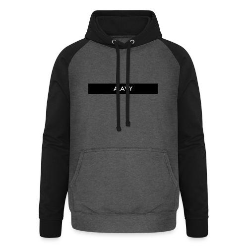 Alavy_banner-jpg - Unisex baseball hoodie