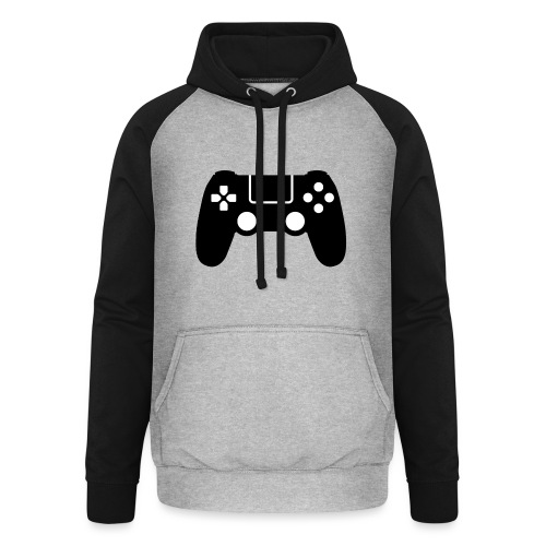 Sweat-shirt Manette - Sweat-shirt baseball unisexe