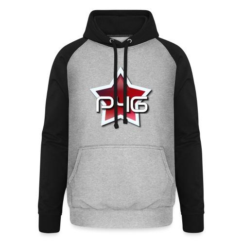 logo P4G 2 5 - Sweat-shirt baseball unisexe