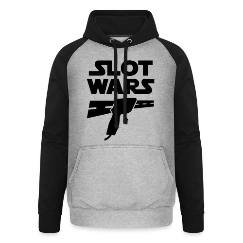 Slot Wars - Unisex Baseball Hoodie
