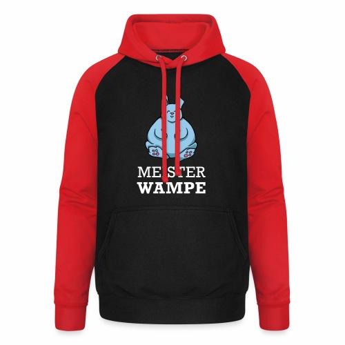 Meister Wampe - Unisex Baseball Hoodie