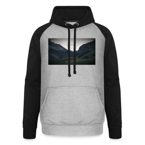 Travel - Unisex baseball hoodie