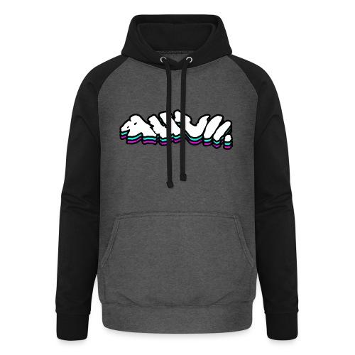 AHVII | Get Spacey - Unisex baseball hoodie