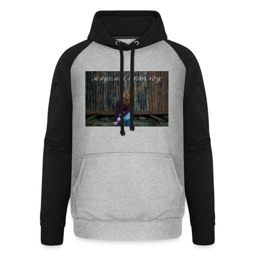 Kayla Anthoney Personal - Unisex Baseball Hoodie