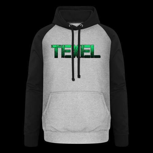 Texel - Unisex baseball hoodie