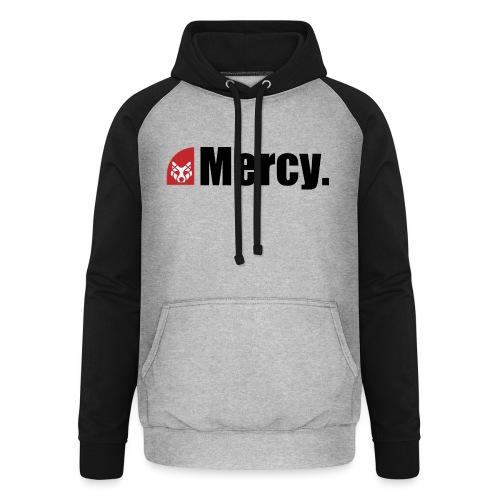 Mercy. - Unisex Baseball Hoodie