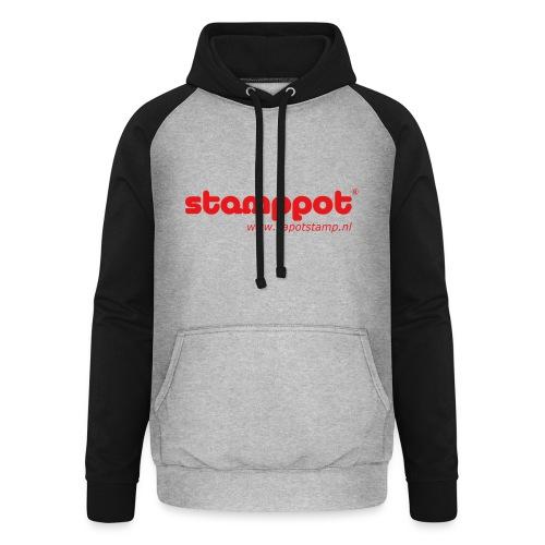 STAMPPOT - Unisex baseball hoodie